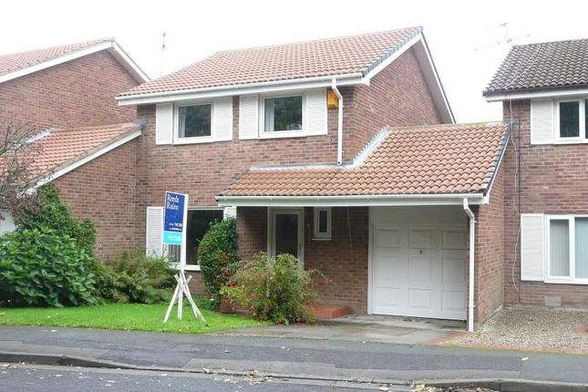 Thumbnail Detached house to rent in Greencroft, Penwortham, Preston