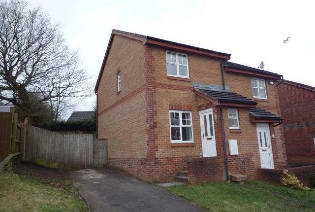 Thumbnail Semi-detached house to rent in Coed Y Felin, Barry, Vale Of Glamorgan