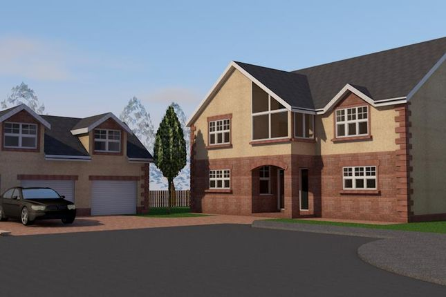 Thumbnail Detached house for sale in Inchneuk Road, Glenboig, Coatbridge