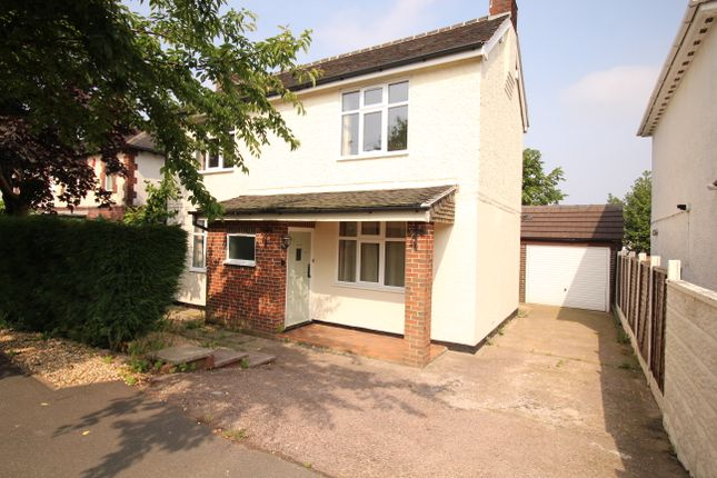 Thumbnail 3 bed detached house to rent in Emery Avenue, Newcastle Under Lyme
