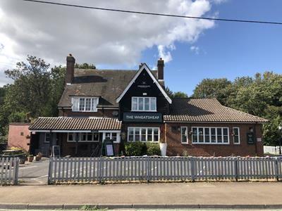 Thumbnail Pub/bar to let in The Wheatsheaf, Stow Road, Cambridge, Cambridgeshire
