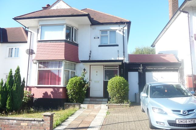 Thumbnail Detached house for sale in The Crossways, Wembley Park