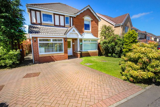 Thumbnail Detached house to rent in Murieston Valley, Murieston, Livingston