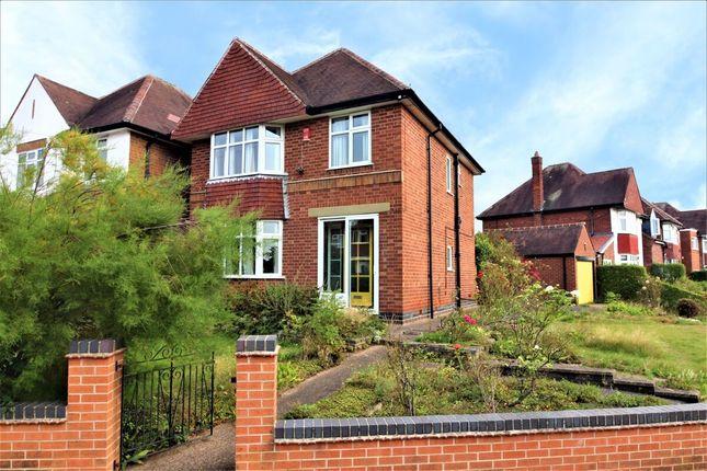 Thumbnail Detached house for sale in Burnside Drive, Bramcote, Nottingham