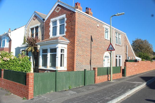 Thumbnail Semi-detached house for sale in Bentham Road, Gosport