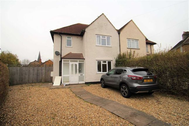 3 bed semi-detached house for sale in Manor Waye, Uxbridge, Middlesex