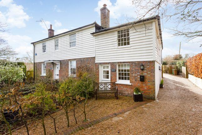 2 bed cottage to rent in Sophurst Lane, Matfield, Tonbridge TN12