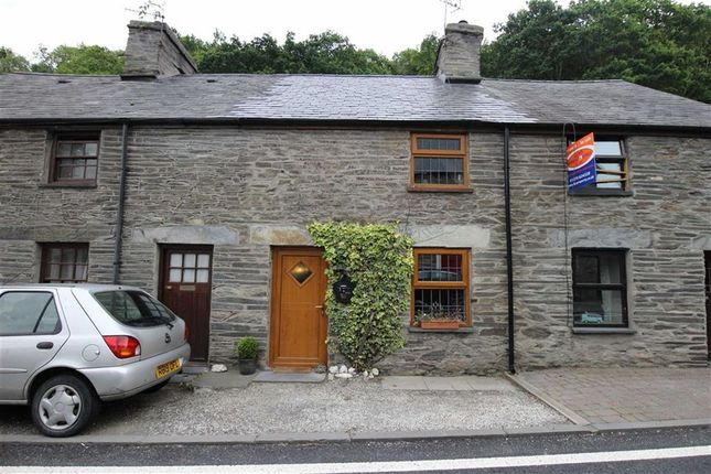 Thumbnail Terraced house for sale in Tanyfoel, Eglwys Fach, Machynlleth