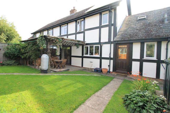 Thumbnail Semi-detached house for sale in Castle Mount, Dilwyn