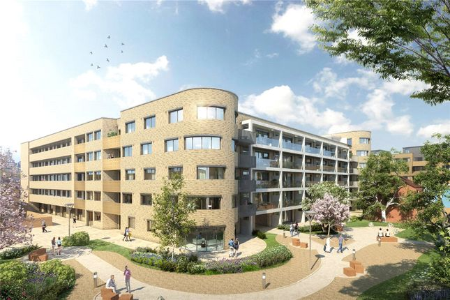 2 bed flat for sale in Manor Place Depot, Angel Lane, London, 3Bd SE17