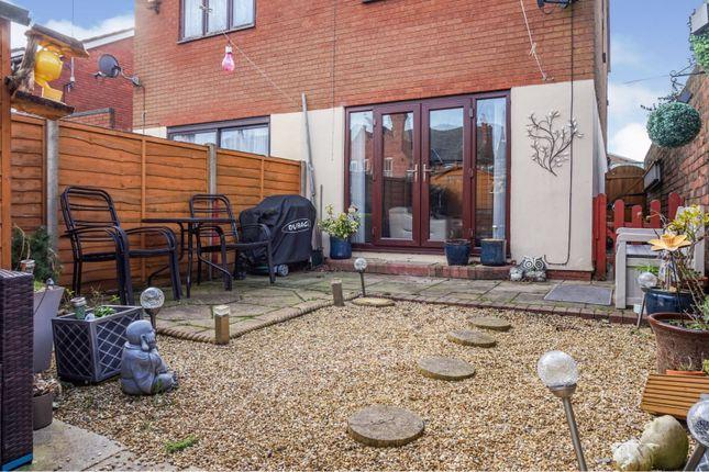 Rear Garden of Silverthorne Lane, Cradley Heath B64