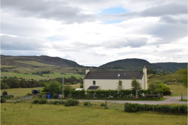 Thumbnail Detached house for sale in Bonar Bridge, Ardgay