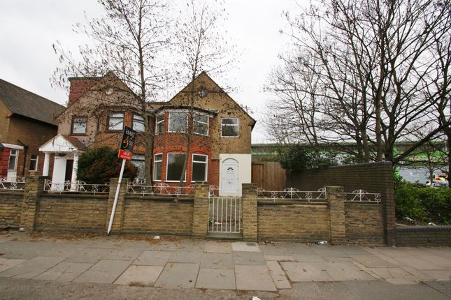 3 bed semi-detached house for sale in East Acton Lane, London