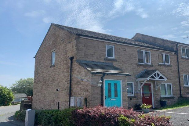 2 bed flat to rent in Low Laithes, Sowerby Bridge HX6