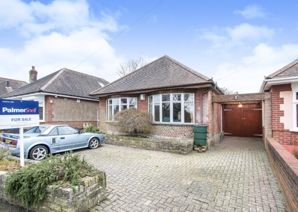 Thumbnail Bungalow for sale in Oswald Road, Winton, Bournemouth