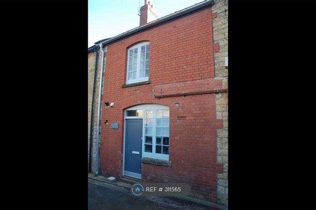 Thumbnail Terraced house to rent in Oxen Road, Crewkerne