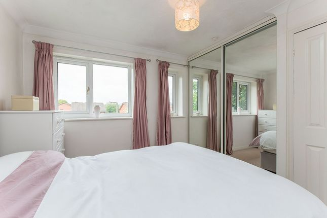 Bedroom of Crampton Court, Oswestry, Shropshire SY11