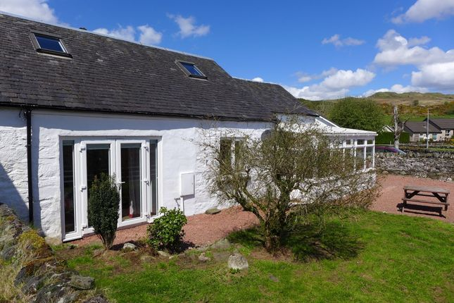 Thumbnail Cottage for sale in Bridgend House Kilmichael By, Lochgilphead