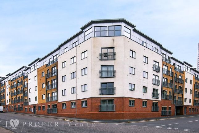 Thumbnail Flat to rent in Irving Street, Birmingham