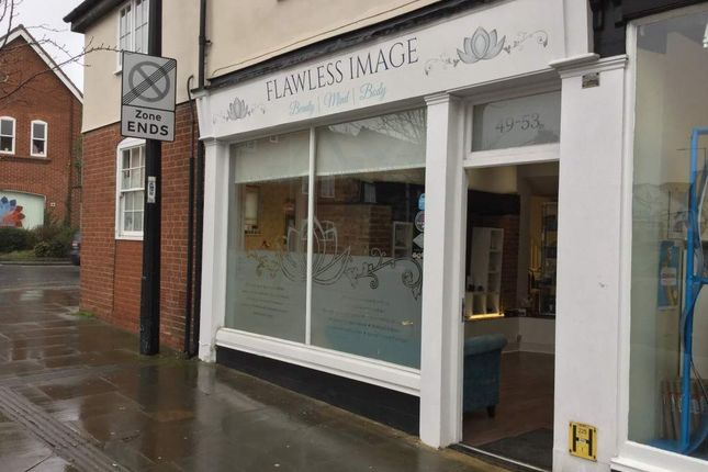 Thumbnail Retail premises for sale in Fore Street, Ipswich