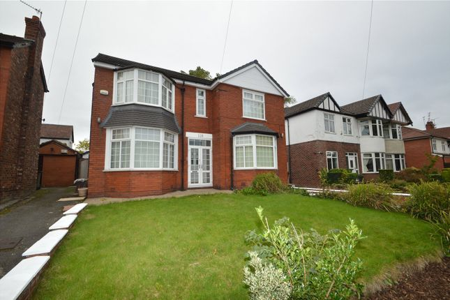 Thumbnail Detached house to rent in Park Road, Prestwich, Manchester, Greater Manchester
