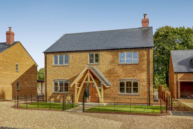 Thumbnail Detached house for sale in Heritage Fields, Tysoe, Warwick