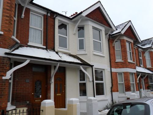 Thumbnail Detached house to rent in Belmore Road, Eastbourne