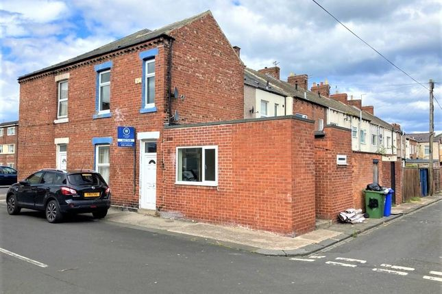 Thumbnail End terrace house for sale in Chancery Lane, Blyth