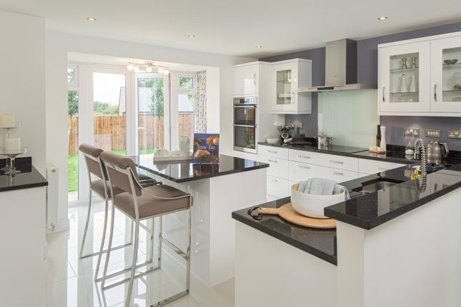 """Thumbnail Detached house for sale in """"Morecroft"""" at Butt Lane, Thornbury, Bristol"""