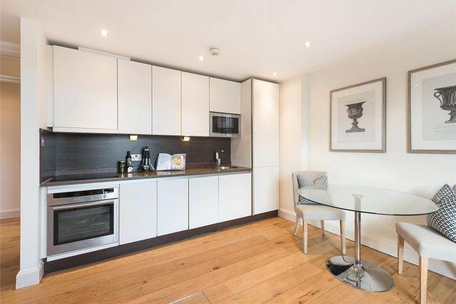 Kitchen of Arthur Court, Notting Hill, London W2