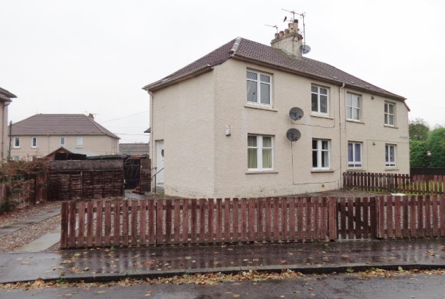 Thumbnail Flat to rent in Haughgate Terrace, Leven