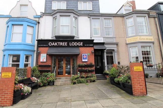 Thumbnail Terraced house for sale in Esplanade, Whitley Bay