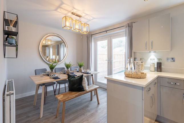 """2 bed semi-detached house for sale in """"The Alnwick"""" at Ixworth Road, Thurston, Bury St. Edmunds IP31"""