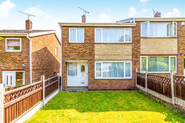 3 bed semi-detached house for sale in Greenfinch Close, Brinsworth, Rotherham