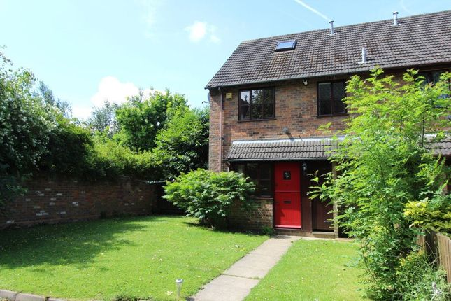 Thumbnail Property to rent in St. Matthews Close, Luton