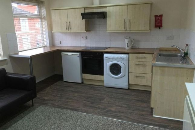 1 bed flat to rent in Lower Ford Street, Coventry