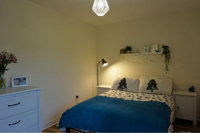Master Bedroom of Oban Terrace, Dundee DD3