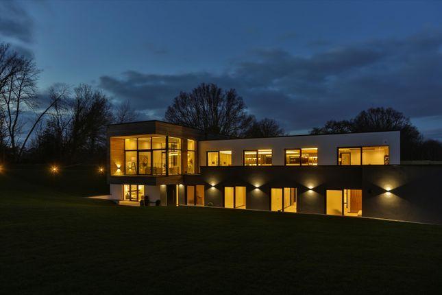 Thumbnail Detached house for sale in Hitcham Lane, Taplow, Buckinghamshire