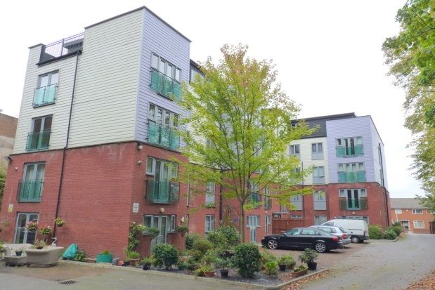 Thumbnail Flat to rent in Apt 4, 60 Old Chester Road, Tranmere