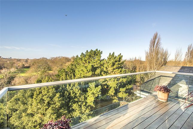 Thumbnail Flat for sale in Sulivan Road, London