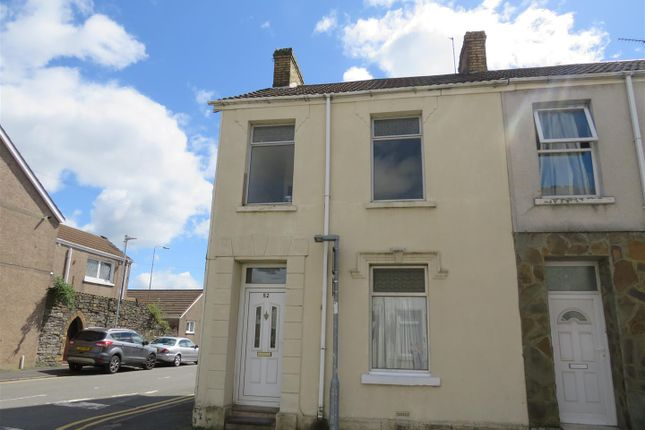 Thumbnail End terrace house to rent in Andrew Street, Llanelli