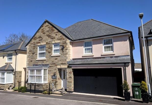 Thumbnail Detached house for sale in Appledore Close, Plymouth, Devon