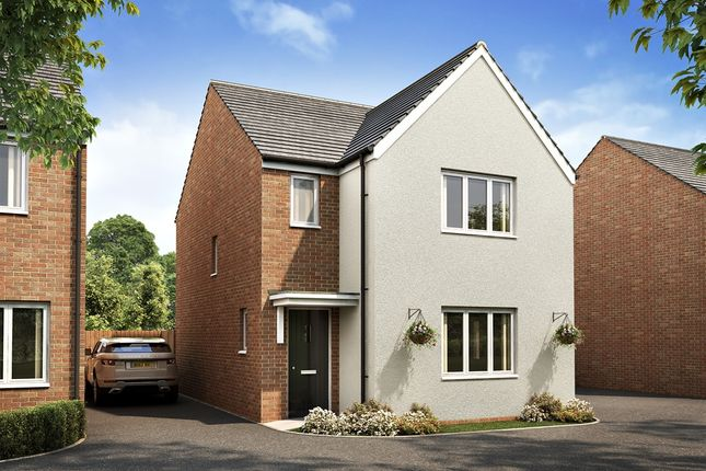 """Thumbnail Detached house for sale in """"The Hatfield Render"""" at Grange Drive, Carlisle"""