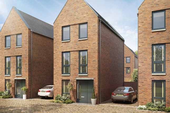 """Thumbnail Detached house for sale in """"Abbotsley"""" at Huntingdon Road, Cambridge"""