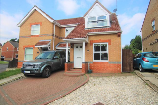 3 bed semi-detached house for sale in Milburn Way, Howden Le Wear, Crook DL15