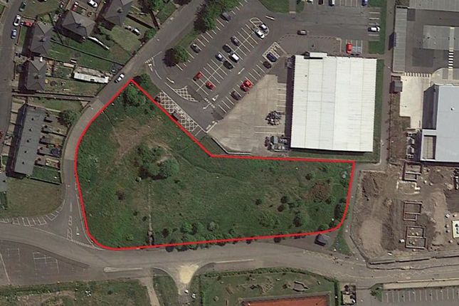 Thumbnail Land for sale in Cowpen Road, Blyth