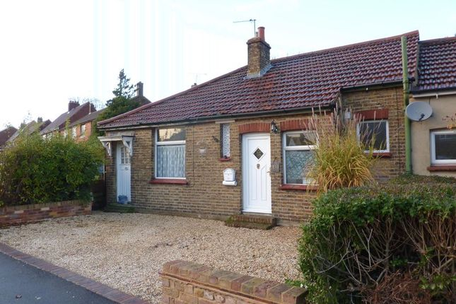 Thumbnail Semi-detached bungalow for sale in Woolwich Road, London