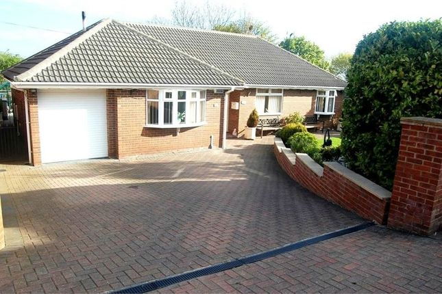 Thumbnail Detached bungalow for sale in Applewood Close, Hartlepool, Durham