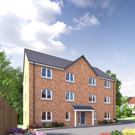 Thumbnail Flat for sale in Cae Celyn, Maes Gwern, Mold, Flintshire
