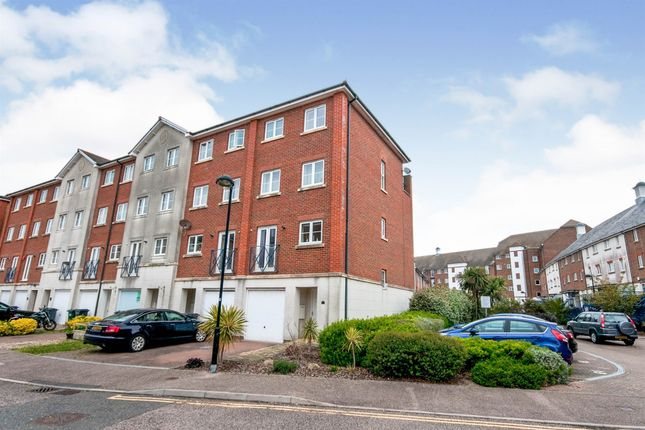 4 bed town house for sale in Barbuda Quay, Eastbourne BN23